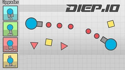 Diep.io Gameplay