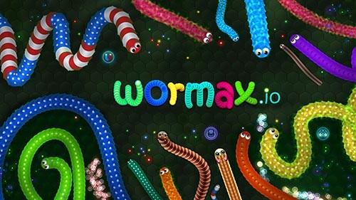 Wormax.io Gameplay
