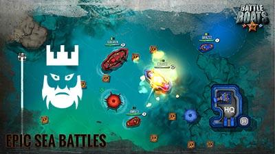 Battleboats.io Gameplay