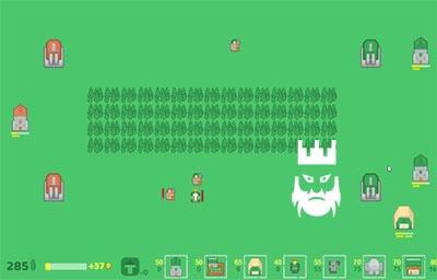 CastleArena.io Gameplay