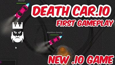 DeathCar.io Gameplay