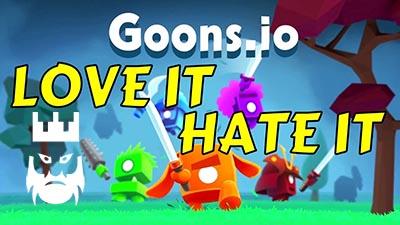 Goons.io Gameplay