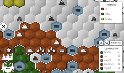 Hexagor.io Gameplay