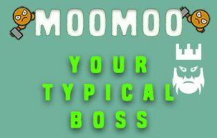 MooMoo.io YourTypicalBoss Mod