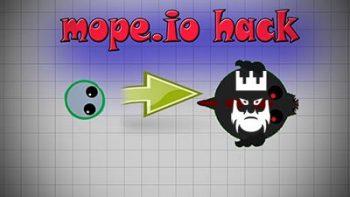 Mope.io Hack Mod