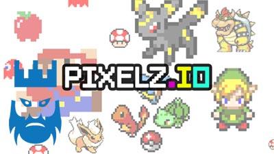 Pixelz.io Gameplay