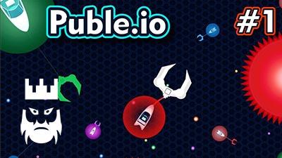 Puble.io Gameplay