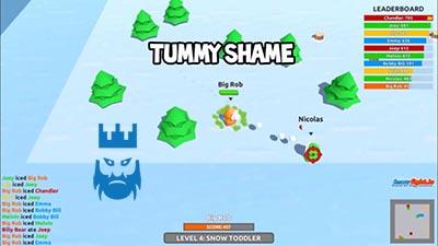 Snowfight.io Gameplay