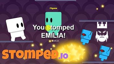 Stomped.io Gameplay