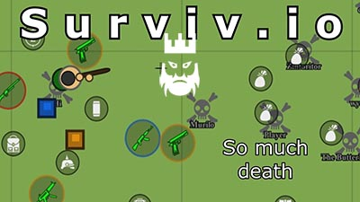 Surviv.io Gameplay