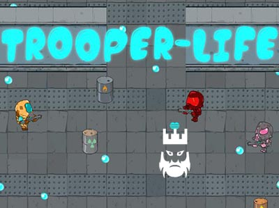 Trooper.life Gameplay