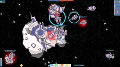 Warin.space Gameplay