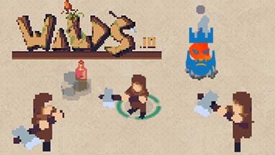 Wilds.io Gameplay
