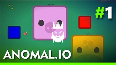 Anomal.io Gameplay
