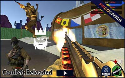 Combat Reloaded Gameplay