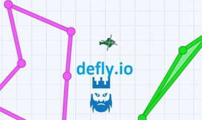 Defly.io Gameplay