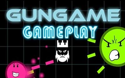 Gungame.io Gameplay