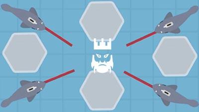 LaserSharks.io Gameplay