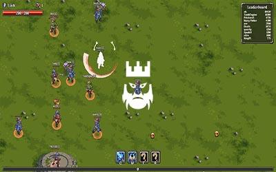 Legions.io Gameplay