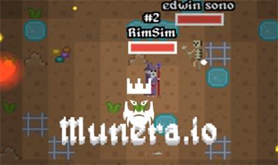 Munera.io Gameplay