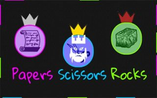 Papers Scissors Rocks