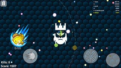 Piaf.io Gameplay
