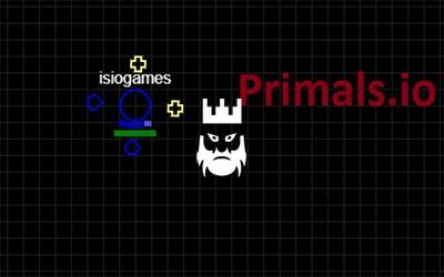 Primals.io Gameplay