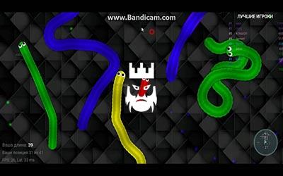 Sliz.io Gameplay