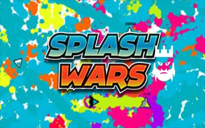 SplashWars.io Gameplay