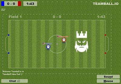 Teamball.io Gameplay
