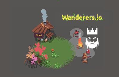 Wanderers.io Gameplay
