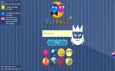 Bitball.io Gameplay