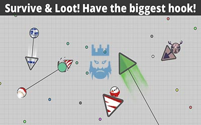Blobie.io Gameplay