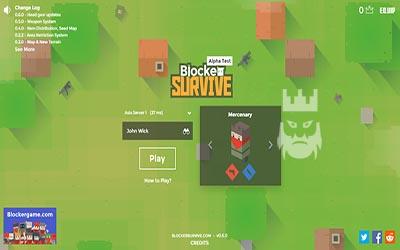 Blocker Survive Gameplay