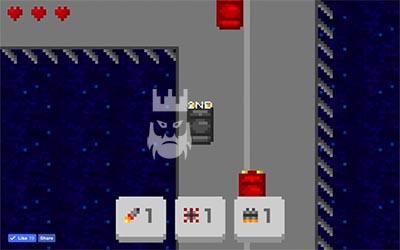 Crash Racing Gameplay