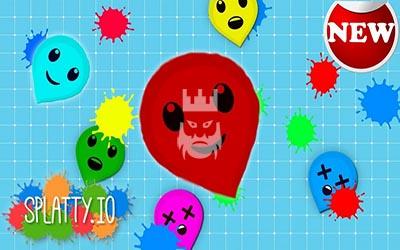Splatty.io Gameplay