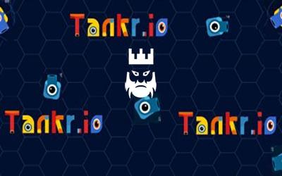 Tankr.io Gameplay