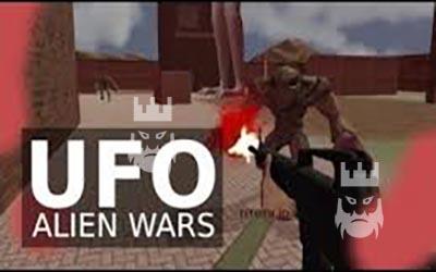 UFO Alien Wars Gameplay