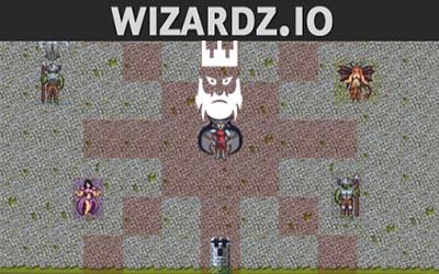 Wizardz.io Gameplay