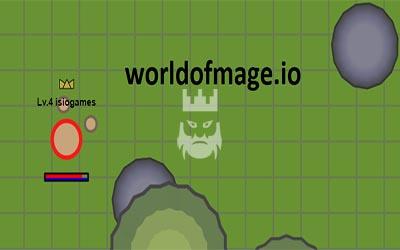 Worldofmage.io Gameplay