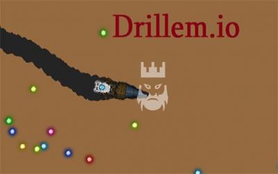 Drillem.io Gameplay