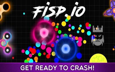 Fisp.io Gameplay