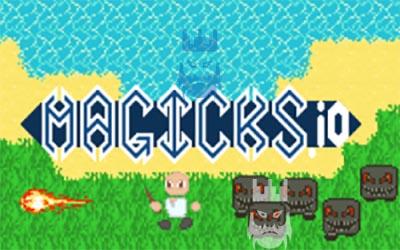 Magicks.io Gameplay