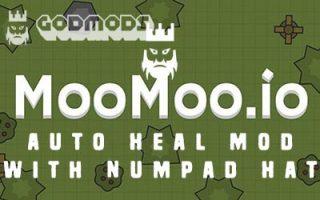 Moomoo.io Auto Heal Mod