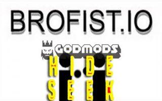 Brofist.io Hack Hide and Seek