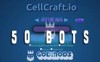 CellCraft.io Bots Mod