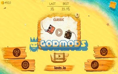Losts.io Gameplay