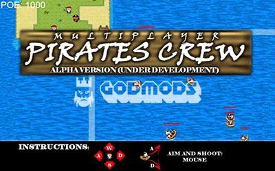 Pirates Crew Gameplay