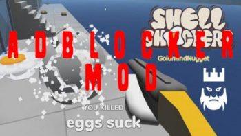 ShellShock.io Mod AdBlockler