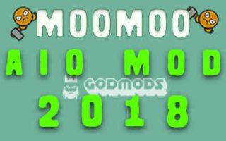 MooMoo.io AIO Mod 2018